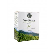 Soler Romero olive oil Virgen Extra Bio Bag in Box 3 L 100% Picual
