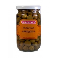 Marchenica Arbequina Oliven 310g