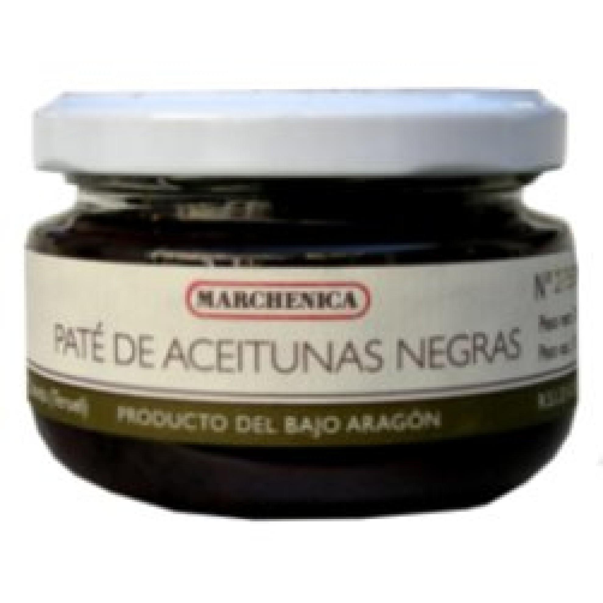 Pat de olivas negras marchenica - Pate de rebouchage placo ...